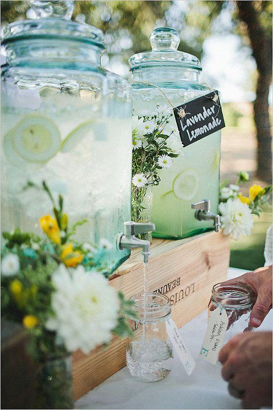 dispenser acqua aromatizzata